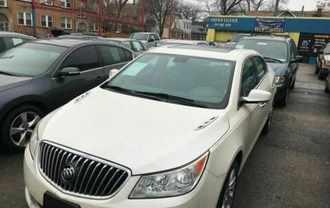 2013 Buick LaCrosse for sale at HW Used Car Sales LTD in Chicago IL