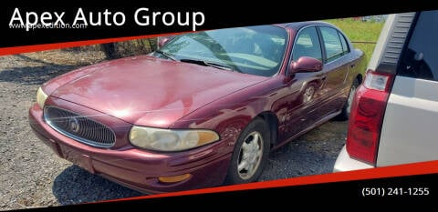 2001 Buick LeSabre for sale at Apex Auto Group in Cabot AR