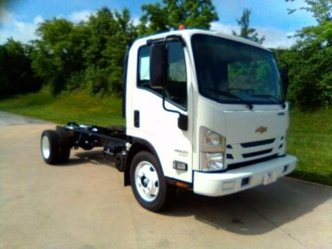 2021 Chevrolet 4500 LCF for sale at MODERN AUTO CO in Washington MO