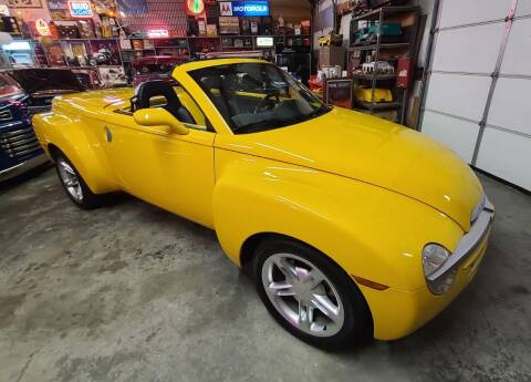 2004 Chevrolet SSR for sale at MILFORD AUTO SALES INC in Hopedale MA