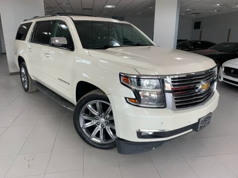 2015 Chevrolet Suburban for sale at Auto Mall of Springfield in Springfield IL
