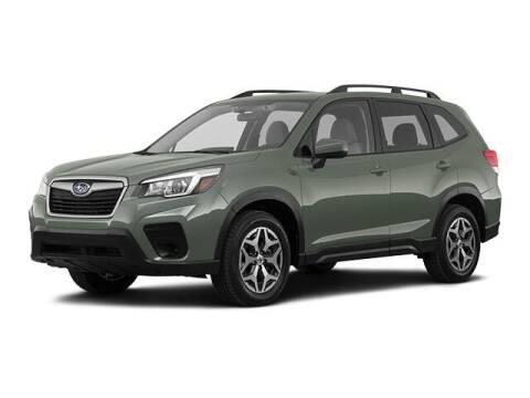 2021 Subaru Forester for sale at BELKNAP SUBARU in Tilton NH