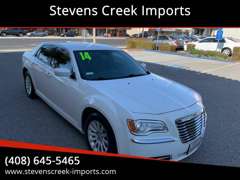 2014 Chrysler 300 for sale at Stevens Creek Imports in San Jose CA