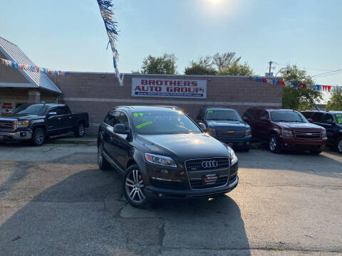 2009 Audi Q7 for sale at Brothers Auto Group in Youngstown OH
