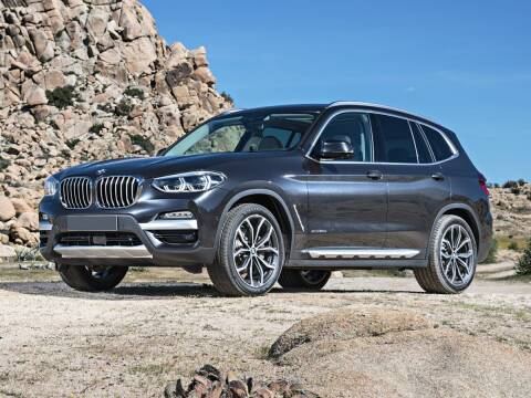 2018 BMW X3 for sale at BMW OF NEWPORT in Middletown RI