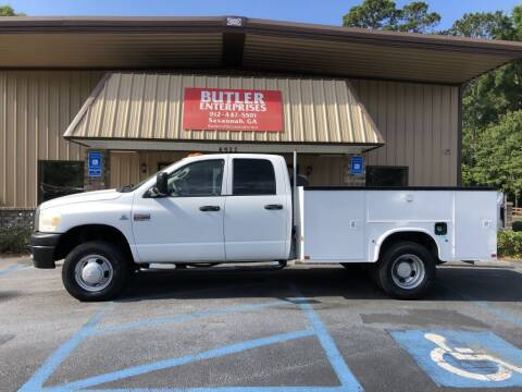 2007 Dodge Ram Chassis 3500 for sale at Butler Enterprises in Savannah GA