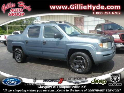 2008 Honda Ridgeline for sale at Gillie Hyde Auto Group in Glasgow KY