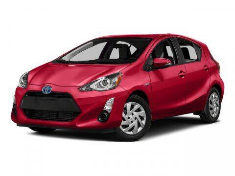2015 Toyota Prius c for sale at BEAMAN TOYOTA in Nashville TN