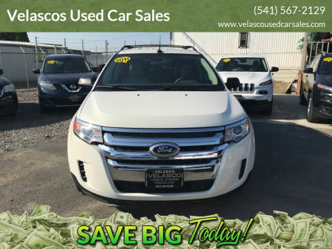 2011 Ford Edge for sale at Velascos Used Car Sales in Hermiston OR