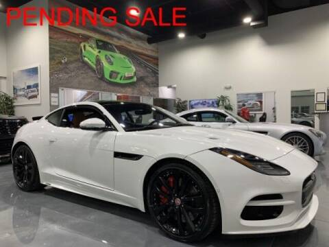 2019 Jaguar F-TYPE for sale at Godspeed Motors in Charlotte NC