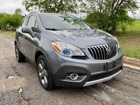 2013 Buick Encore for sale at Texas Auto Trade Center in San Antonio TX