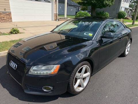 2009 Audi A5 for sale at Jordan Auto Group in Paterson NJ