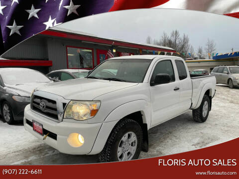 2010 Toyota Tacoma for sale at FLORIS AUTO SALES in Anchorage AK