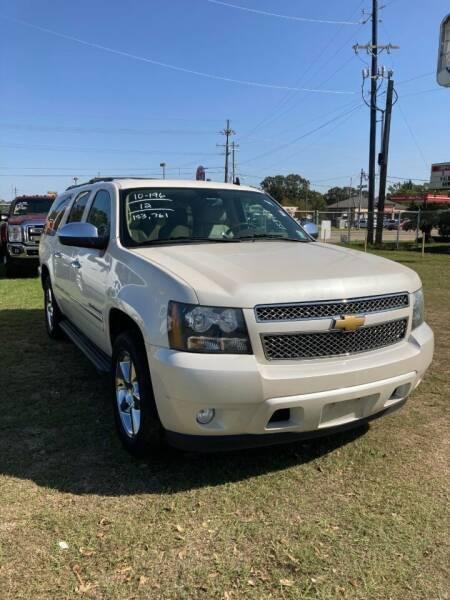 2012 Chevrolet Suburban for sale at Truck Depot in Miami FL