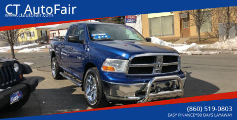 2010 Dodge Ram Pickup 1500 for sale at CT AutoFair in West Hartford CT