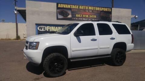 2007 Chevrolet Tahoe for sale at Advantage Motorsports Plus in Phoenix AZ