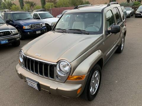 2007 Jeep Liberty for sale at C. H. Auto Sales in Citrus Heights CA