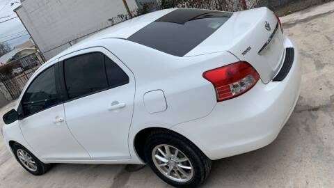 2007 Toyota Yaris for sale at Progressive Auto Plex in San Antonio TX