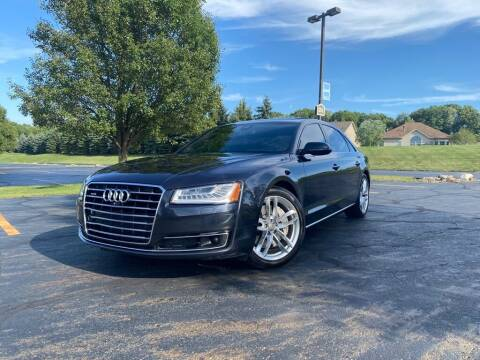 2015 Audi A8 L for sale at STARIA AUTO GROUP LLC in Akron OH