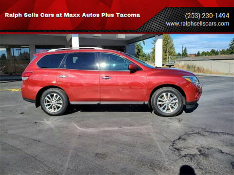 2014 Nissan Pathfinder for sale at Ralph Sells Cars at Maxx Autos Plus Tacoma in Tacoma WA