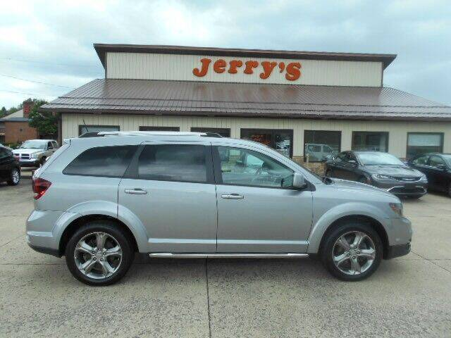2016 Dodge Journey for sale at Jerry's Auto Mart in Uhrichsville OH
