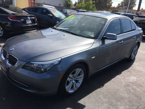 2010 BMW 5 Series for sale at Auto Max of Ventura in Ventura CA