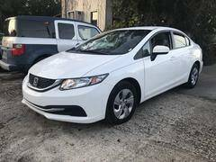 2015 Honda Civic for sale at Popular Imports Auto Sales in Gainesville FL
