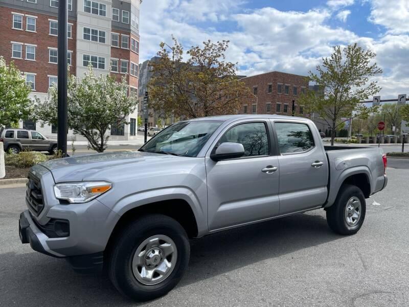 2018 Toyota Tacoma for sale at JOANKA AUTO SALES in Newark NJ