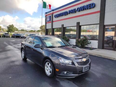 2014 Chevrolet Cruze for sale at Ultimate Auto Deals DBA Hernandez Auto Connection in Fort Wayne IN