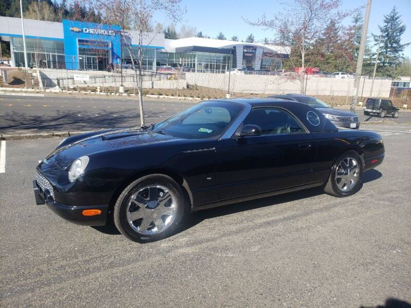 2003 Ford Thunderbird for sale at Painlessautos.com in Bellevue WA