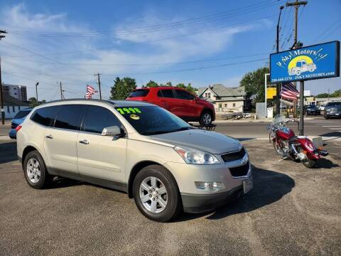 2012 Chevrolet Traverse for sale at J Sky Motors in Nampa ID