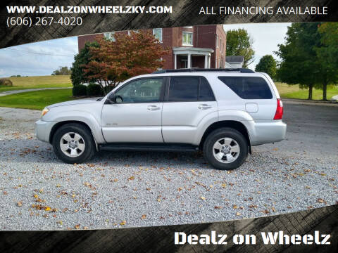 2008 Toyota 4Runner for sale at Dealz on Wheelz in Ewing KY