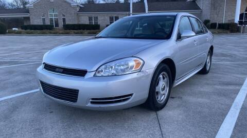 2010 Chevrolet Impala for sale at 411 Trucks & Auto Sales Inc. in Maryville TN