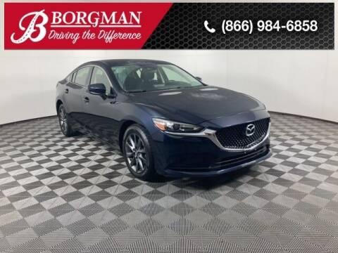 2018 Mazda MAZDA6 for sale at BORGMAN OF HOLLAND LLC in Holland MI
