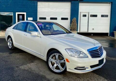 2013 Mercedes-Benz S-Class for sale at Saugus Auto Mall in Saugus MA