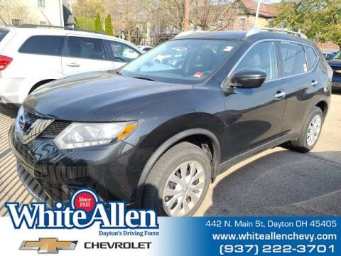 2016 Nissan Rogue for sale at WHITE-ALLEN CHEVROLET in Dayton OH