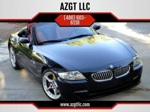 2006 BMW Z4 for sale at AZGT LLC in Phoenix AZ