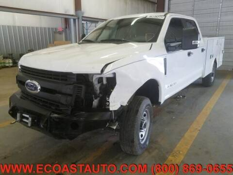 2017 Ford F-350 Super Duty for sale at East Coast Auto Source Inc. in Bedford VA