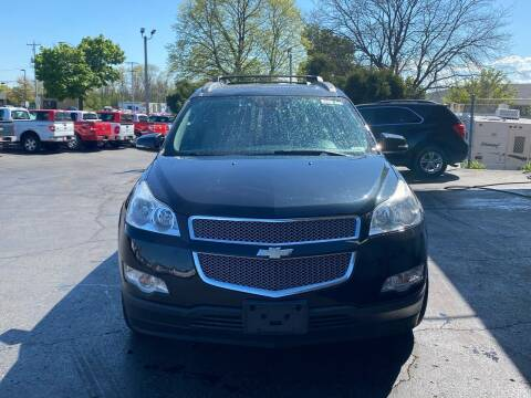 2012 Chevrolet Traverse for sale at Autoplex 2 in Milwaukee WI