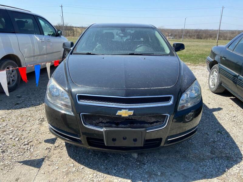 2011 Chevrolet Malibu for sale at Bull's Eye Trading in Bethany MO
