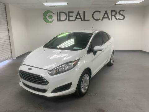 2015 Ford Fiesta for sale at Ideal Cars Apache Junction in Apache Junction AZ