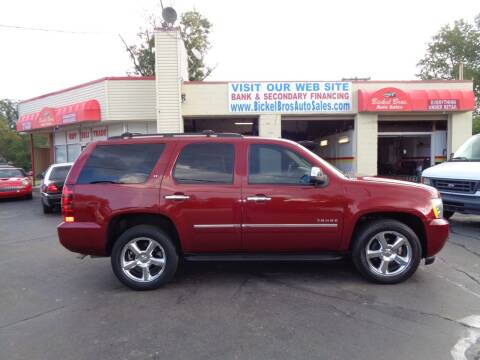 2011 Chevrolet Tahoe for sale at Bickel Bros Auto Sales, Inc in Louisville KY