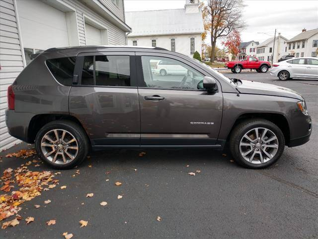 2016 Jeep Compass for sale at VILLAGE SERVICE CENTER in Penns Creek PA