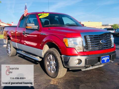 2010 Ford F-150 for sale at Transportation Center Of Western New York in Niagara Falls NY