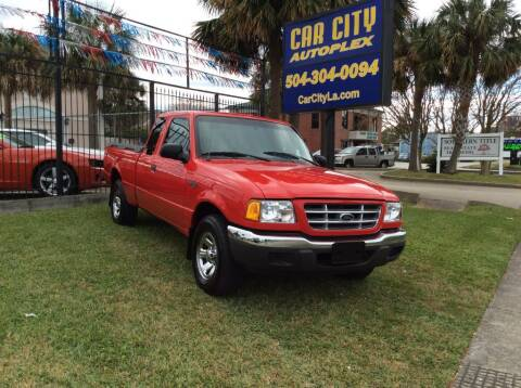 2001 Ford Ranger for sale at Car City Autoplex in Metairie LA