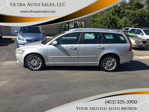 2008 Volvo V50 for sale at Ultra Auto Sales, LLC in Cumberland RI