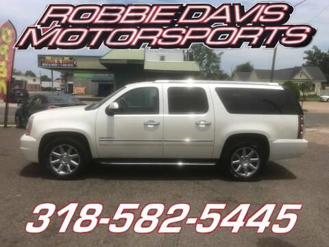 2014 GMC Yukon XL for sale at Robbie Davis Motorsports in Monroe LA