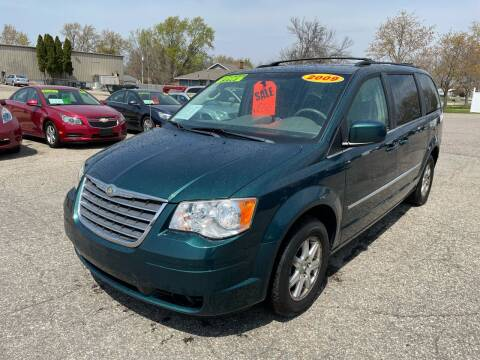 2009 Chrysler Town and Country for sale at River Motors in Portage WI