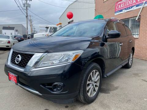 2015 Nissan Pathfinder for sale at Carlider USA in Everett MA