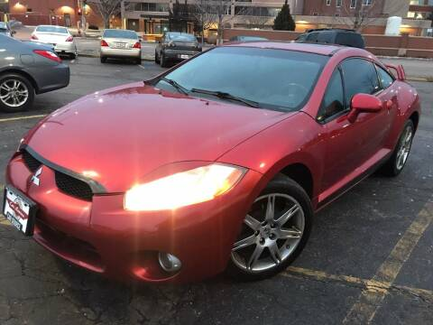 2008 Mitsubishi Eclipse for sale at Your Car Source in Kenosha WI